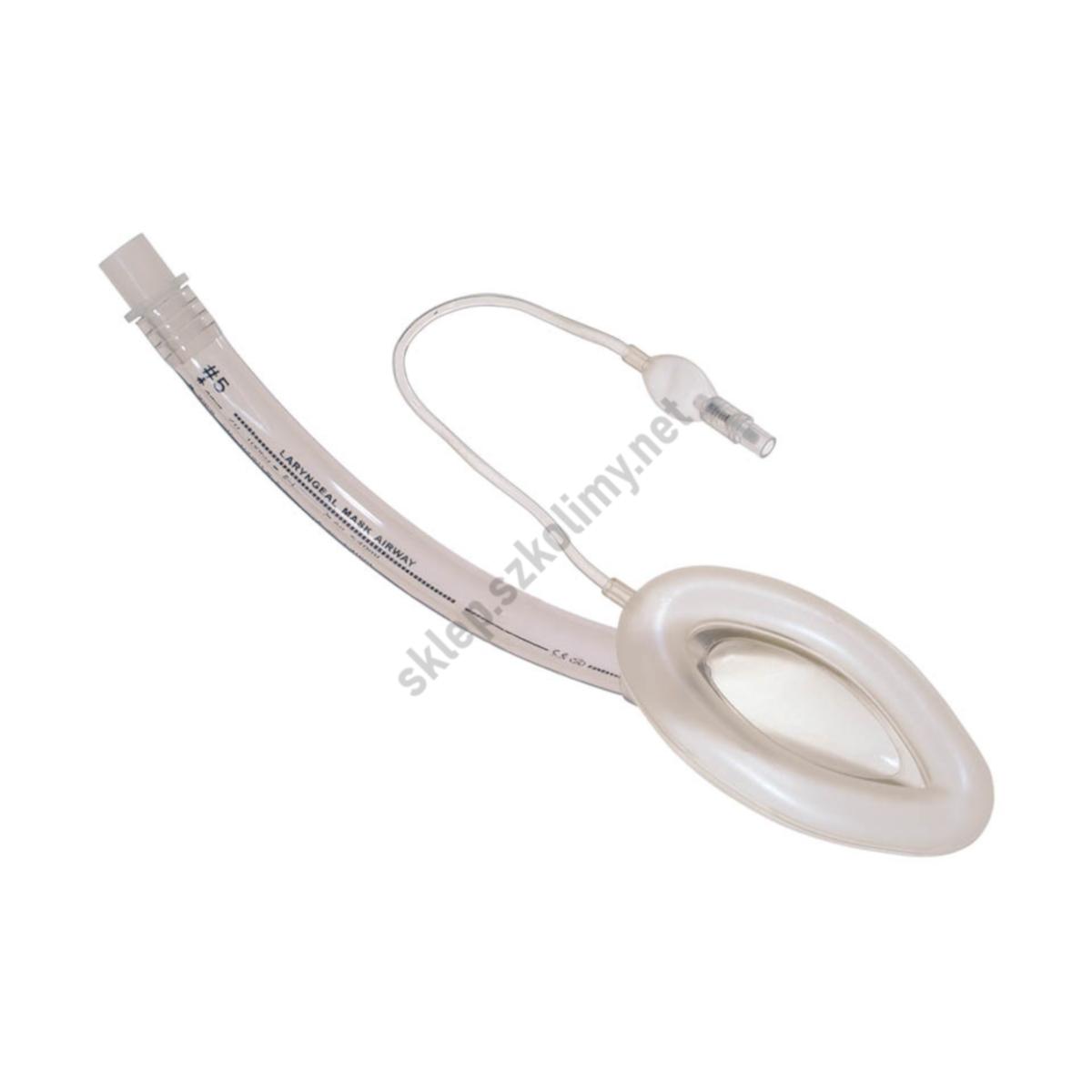 Maska krtaniowa PVC (1   1,5   2   2,5   3   4   5)