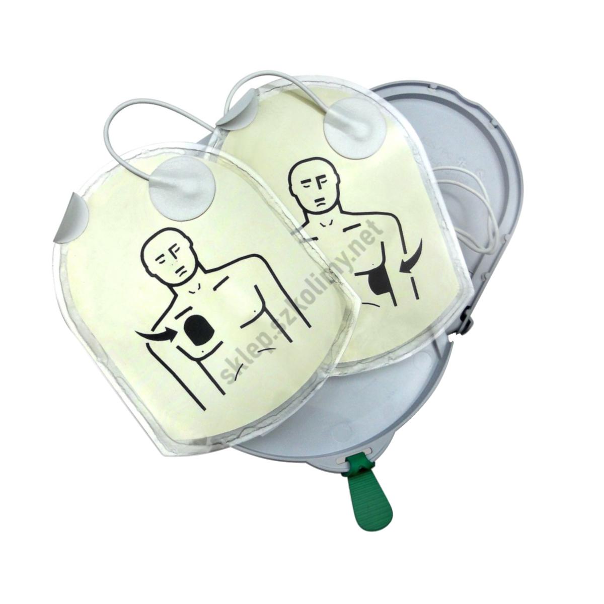 Elektrody-bateria PAD-PAK do Samaritan PAD dla dorosłych