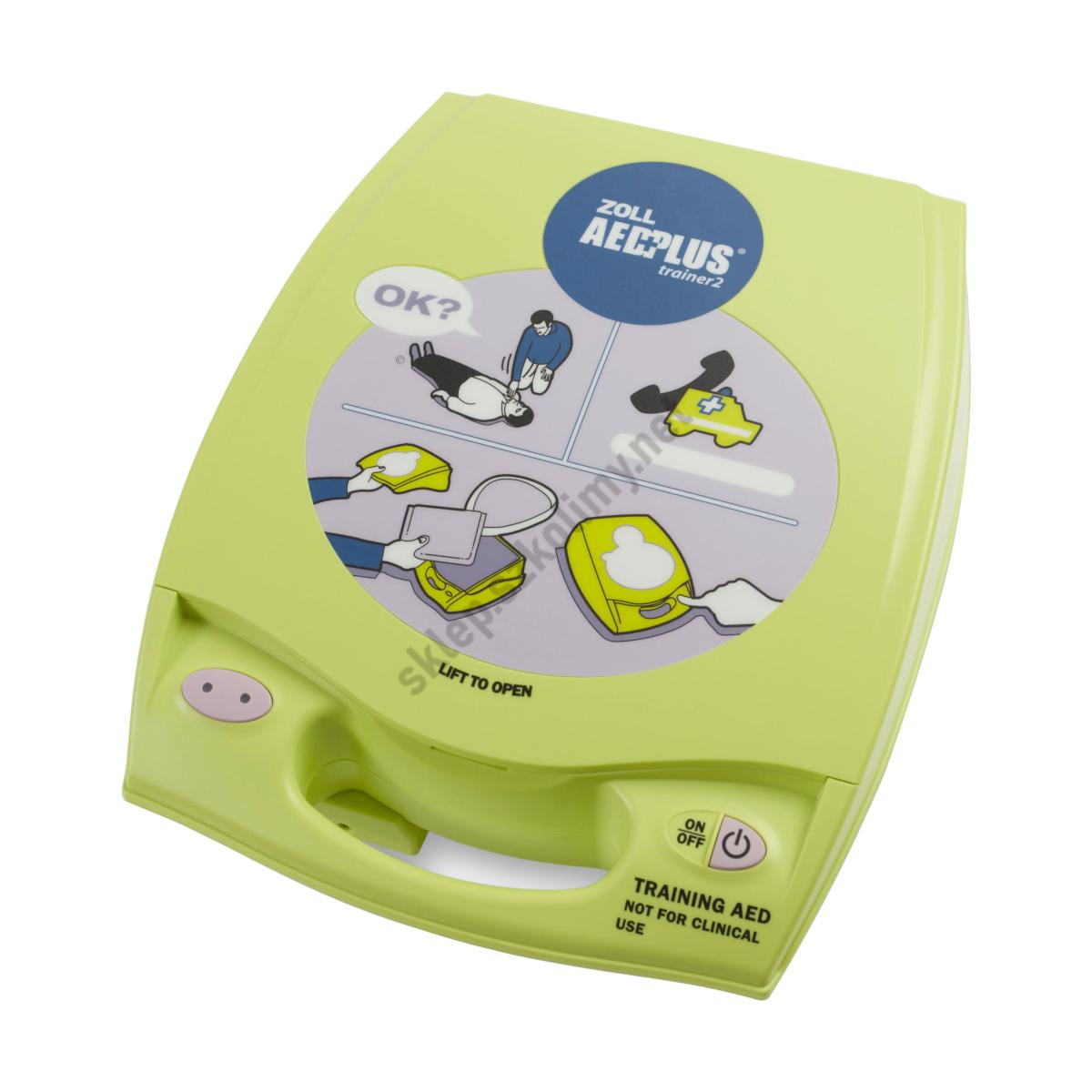 Defibrylator szkoleniowy ZOLL AED PLUS Trainer 2