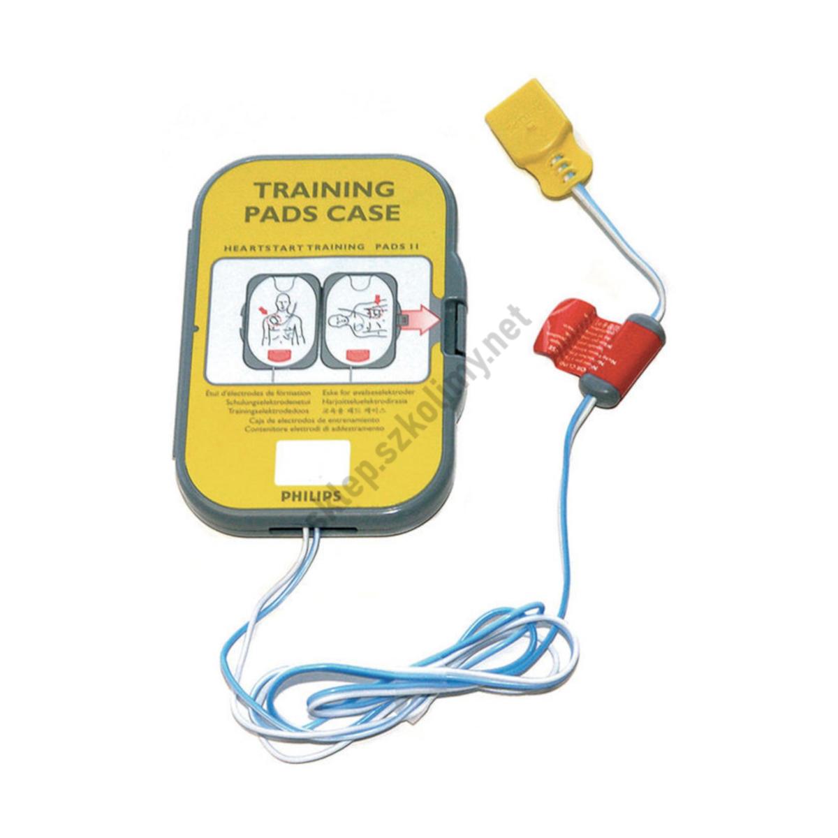 Zestaw szkoleniowy do AED Philips FRx – mata i elektrody