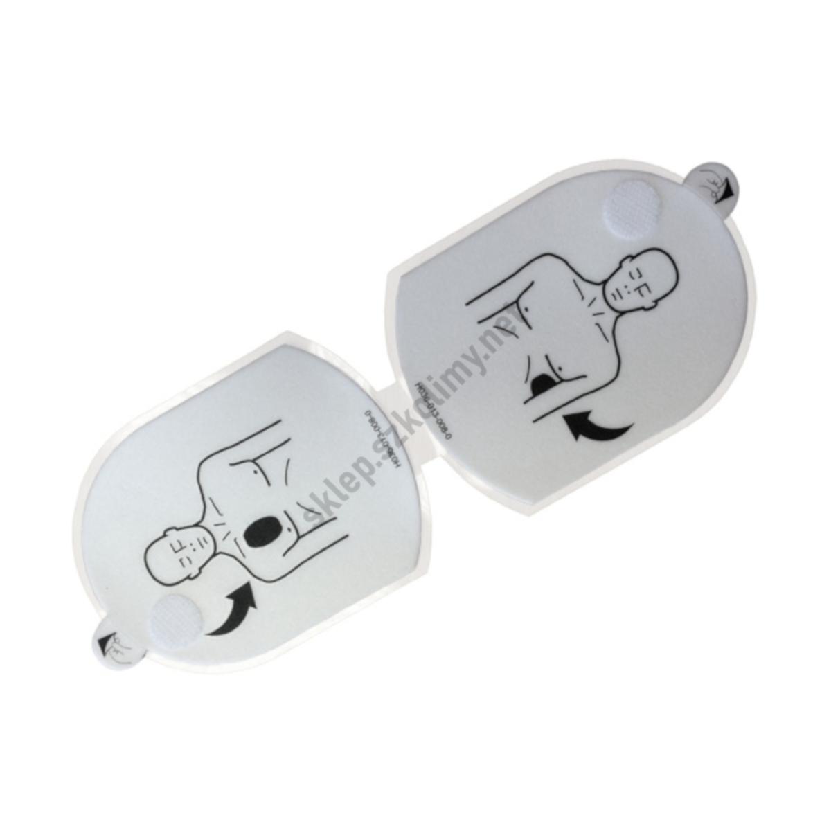 Elektrody szkoleniowe do defibrylatorów Samaritan PAD