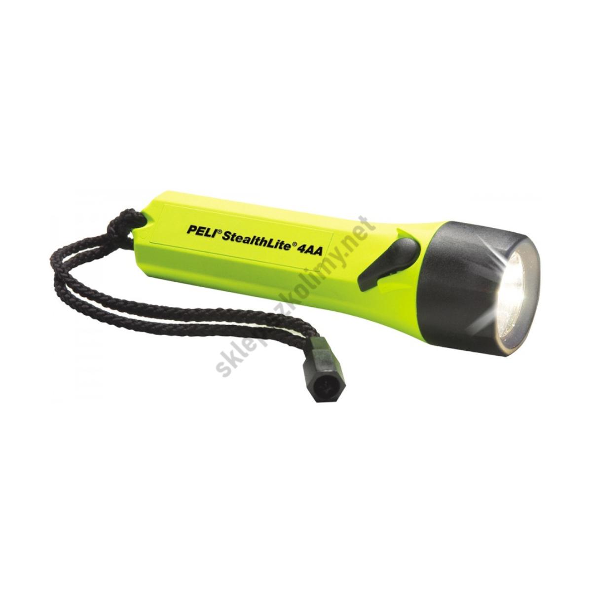 Bateryjna latarka PELI 2400 Z1