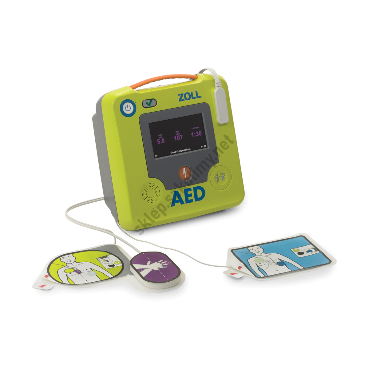 Defibrylator ZOLL AED 3 BLS