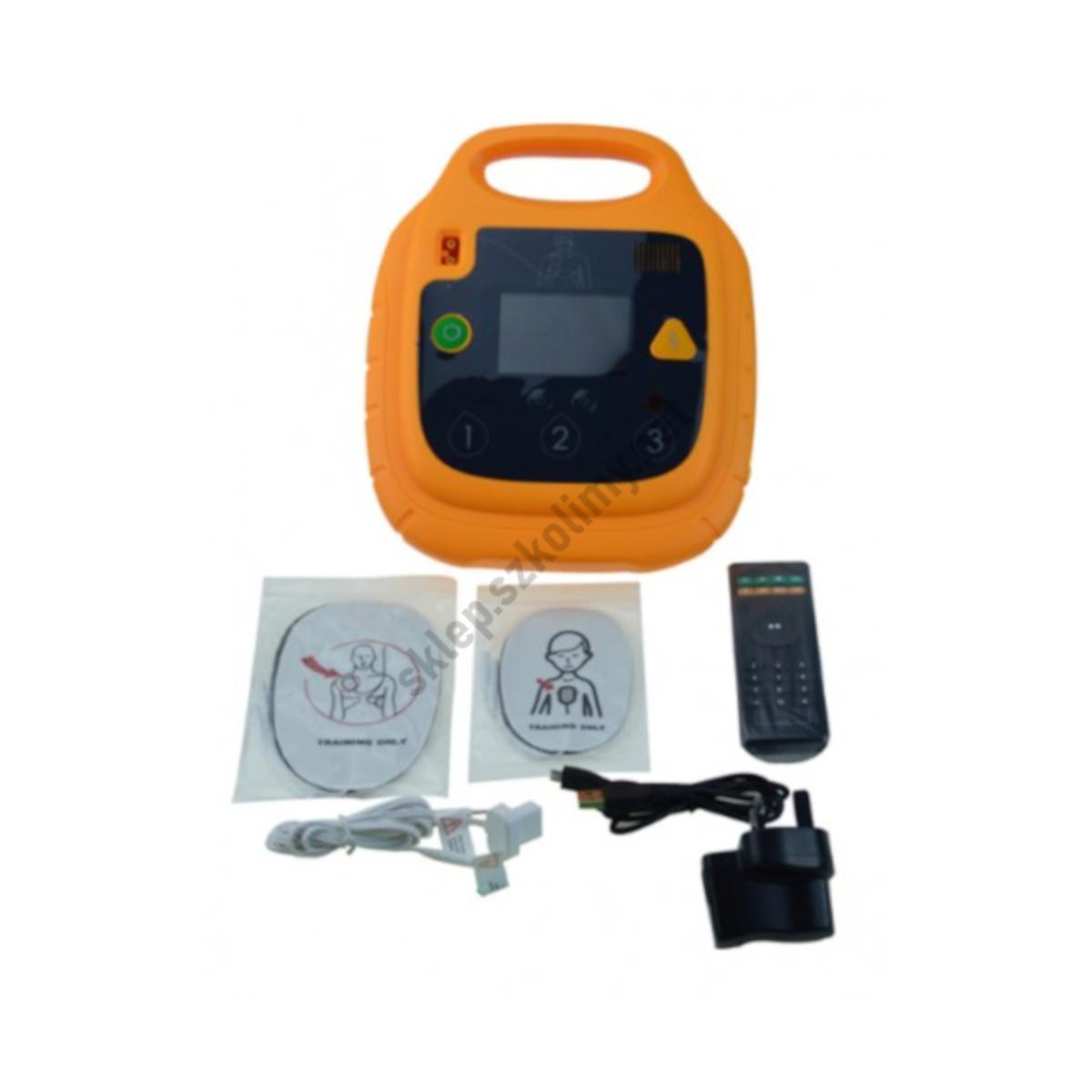 Defibrylator szkoleniowy 112p z wyświetlaczem