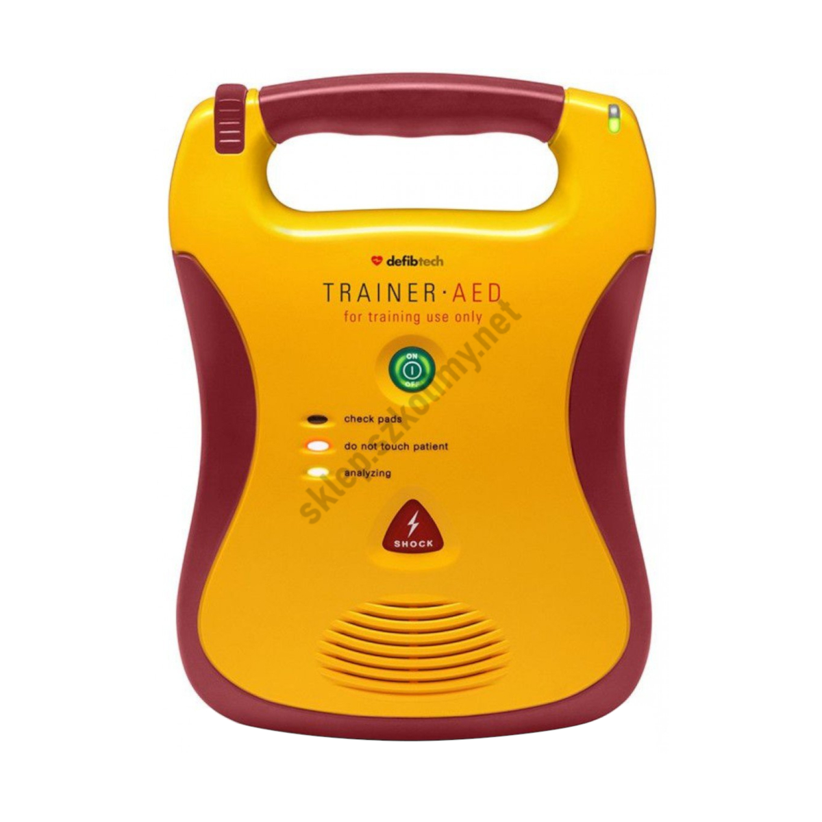 Defibrylator szkoleniowy Defibtech Lifeline