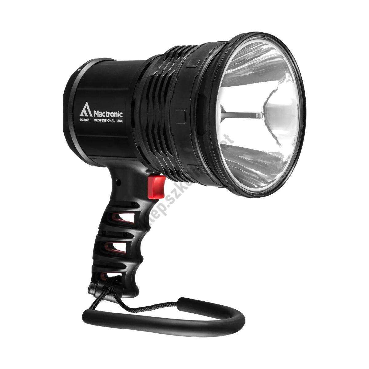 Ładowalny szperacz LED X-Pistol RC 02