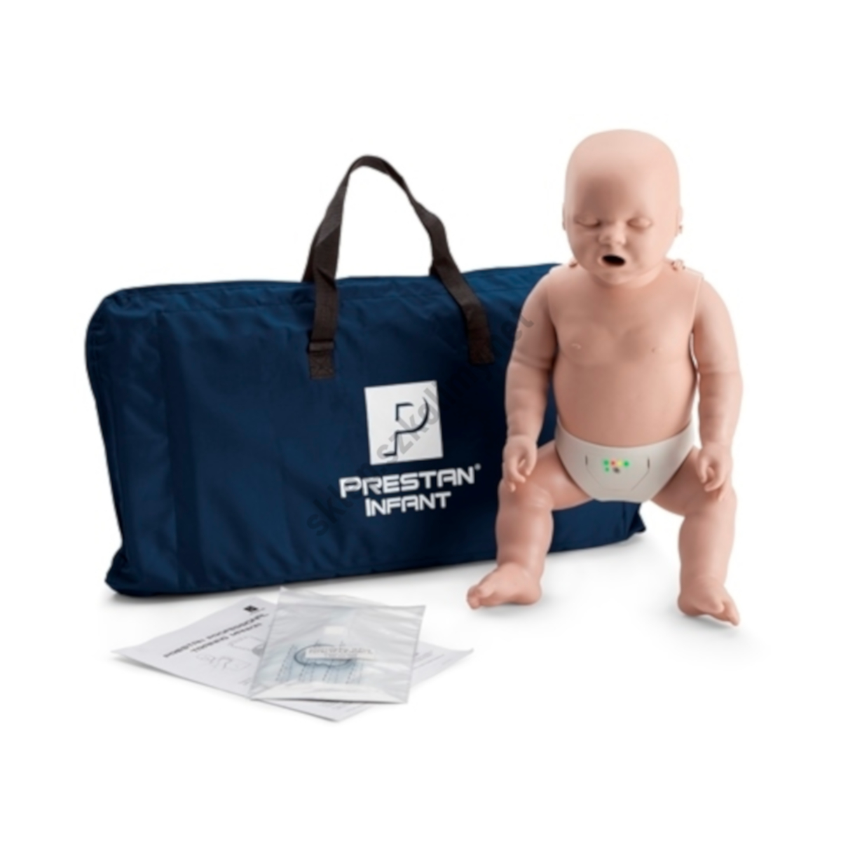 PRESTAN manekin niemowlęcia do nauki RKO/AED z LED