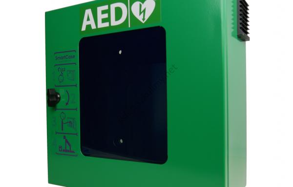 Szafka zewnętrzna na AED Smart Case SC 1230 z alarmem