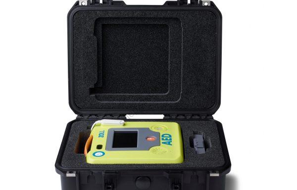 Walizka do defibrylatora ZOLL AED 3