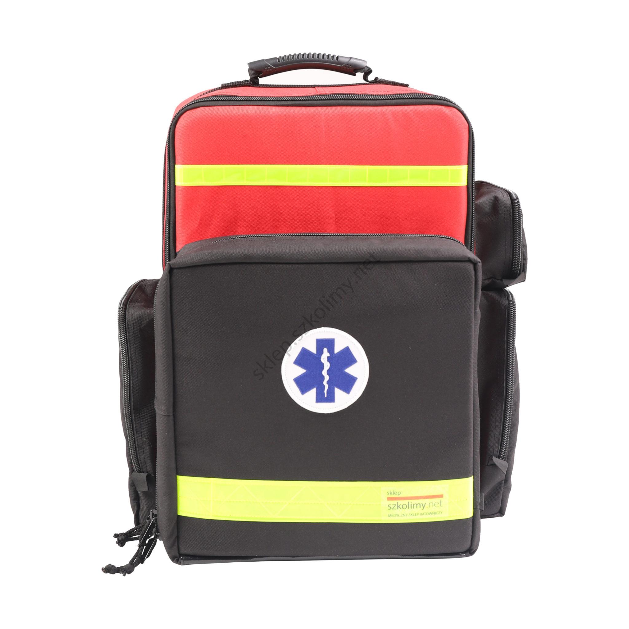 Zestaw ratowniczy WOPR R1 w plecaku