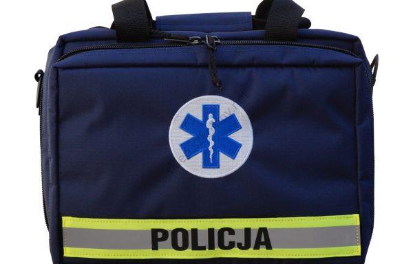 Zestaw ratowniczy POLICJA R0 (wytyczne KGP nr 550)