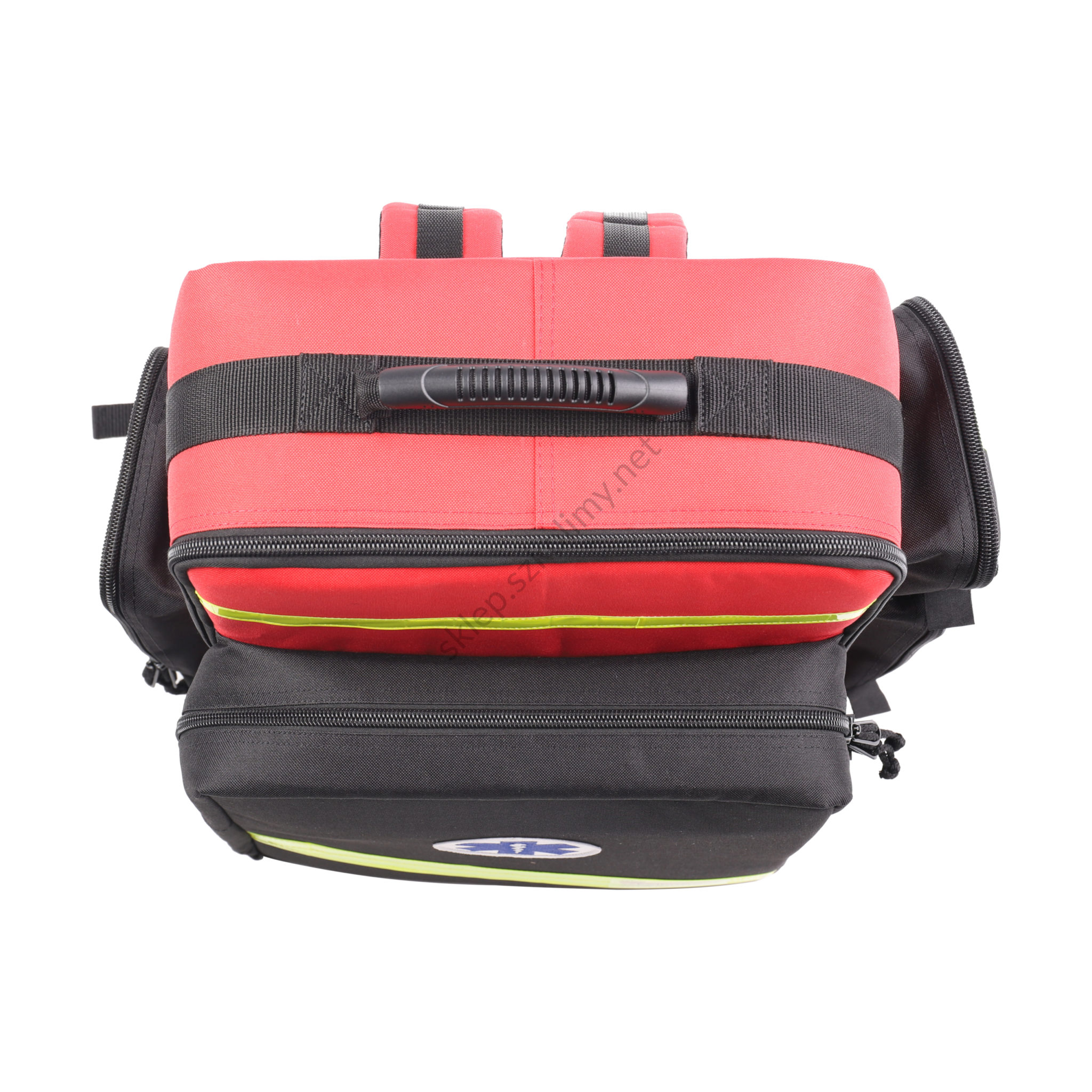 Zestaw ratowniczy POLICJA R1 w plecaku (zgodnie z KGP nr 550, kolor granatowy)