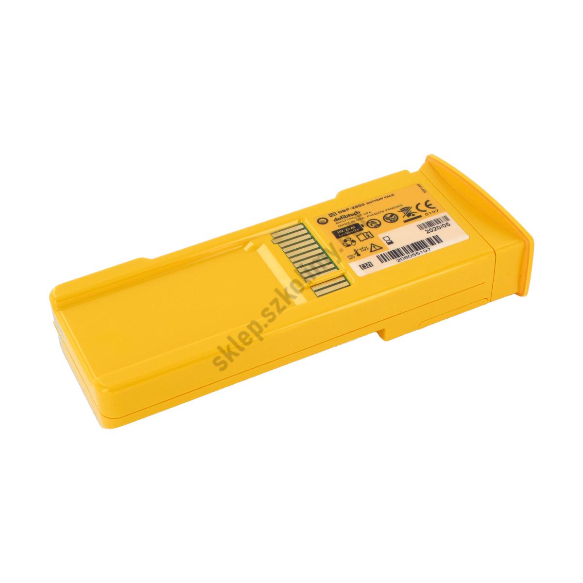 Bateria 7-letnia do defibrylatora Defibtech Lifeline