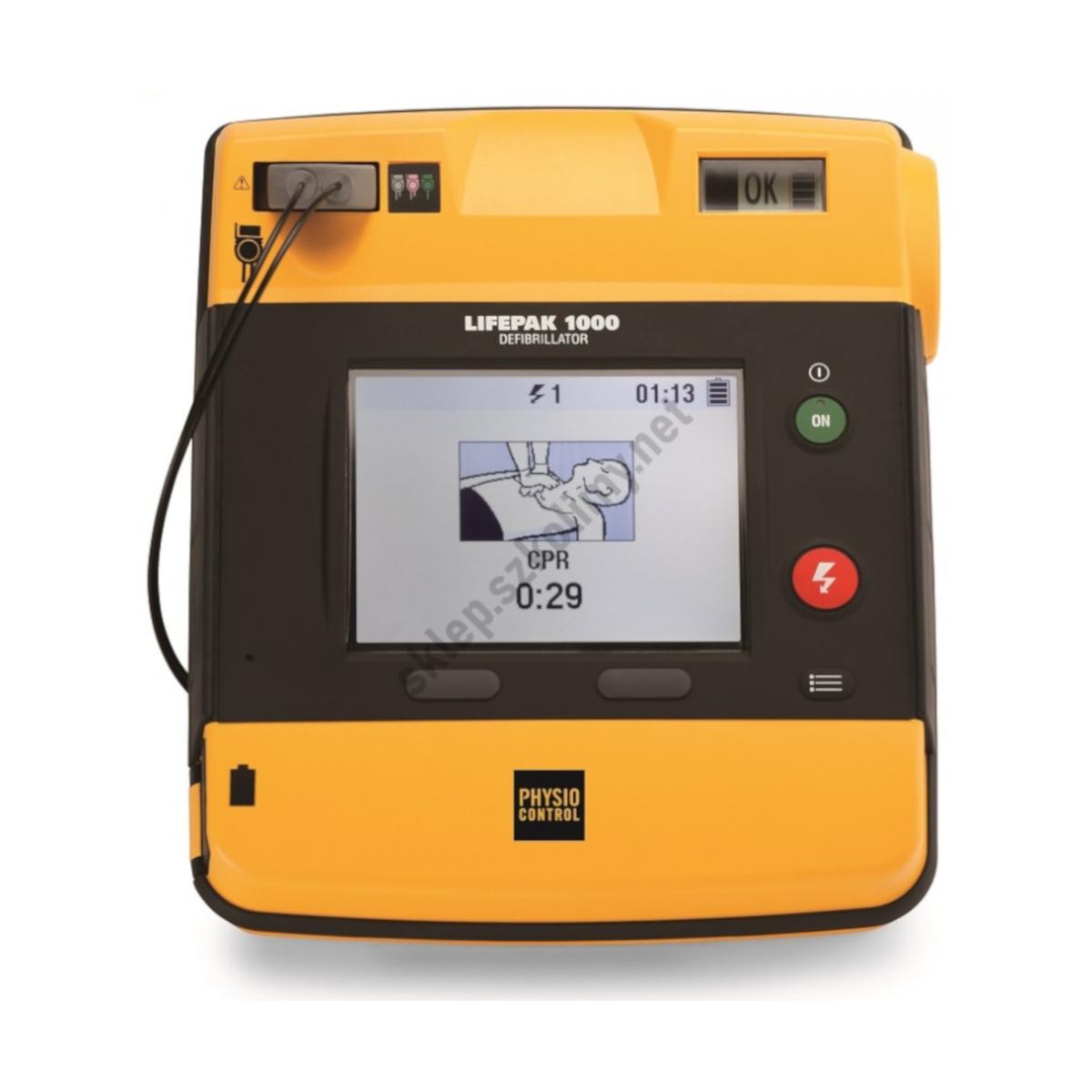 Defibrylator AED LIFEPAK 1000