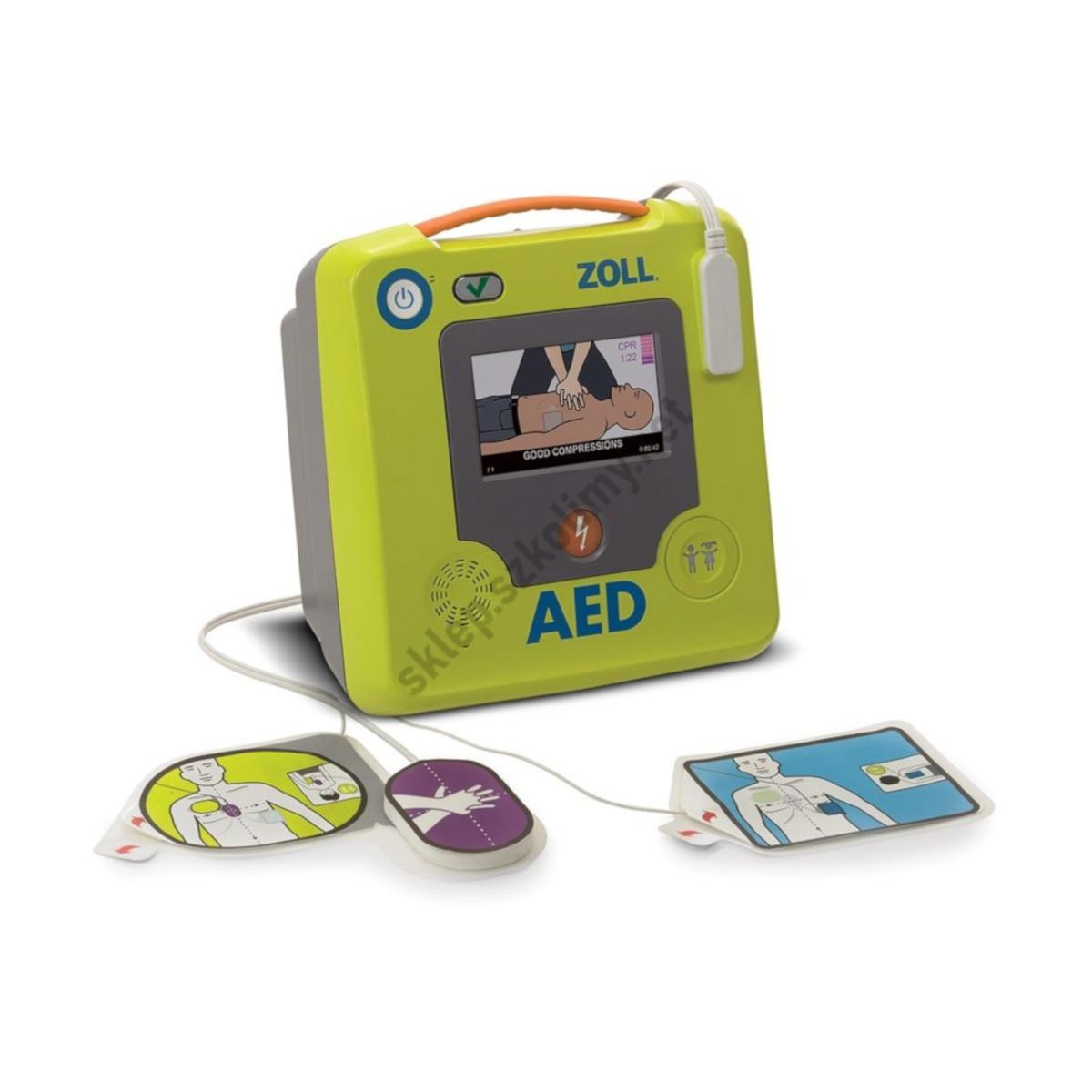 Defibrylator ZOLL AED 3
