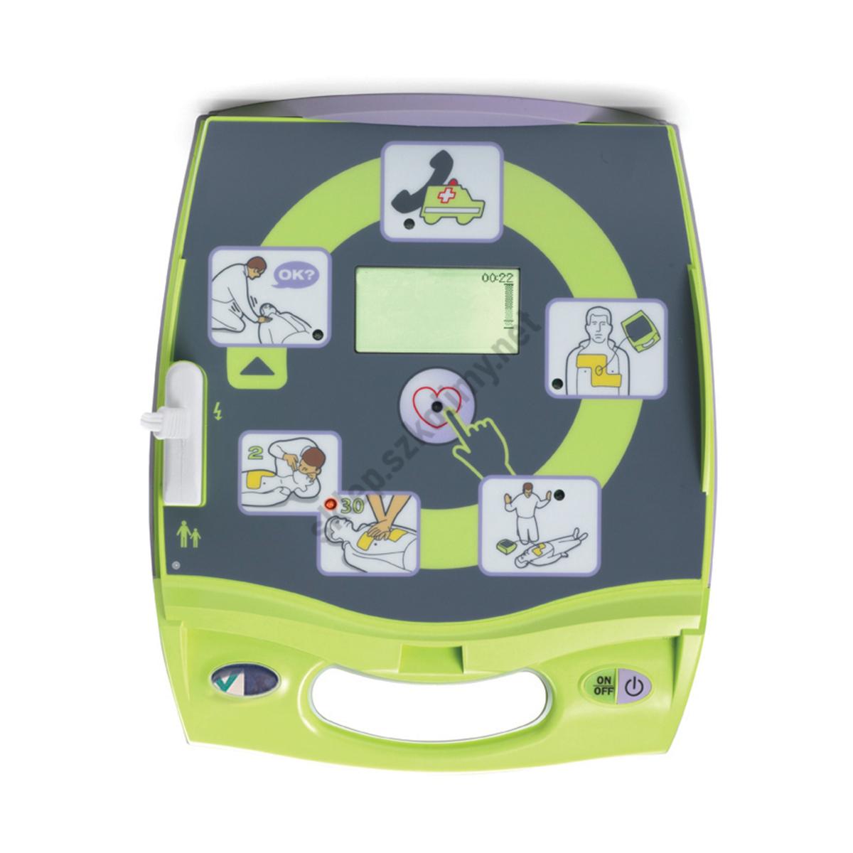 Defibrylator ZOLL AED PLUS