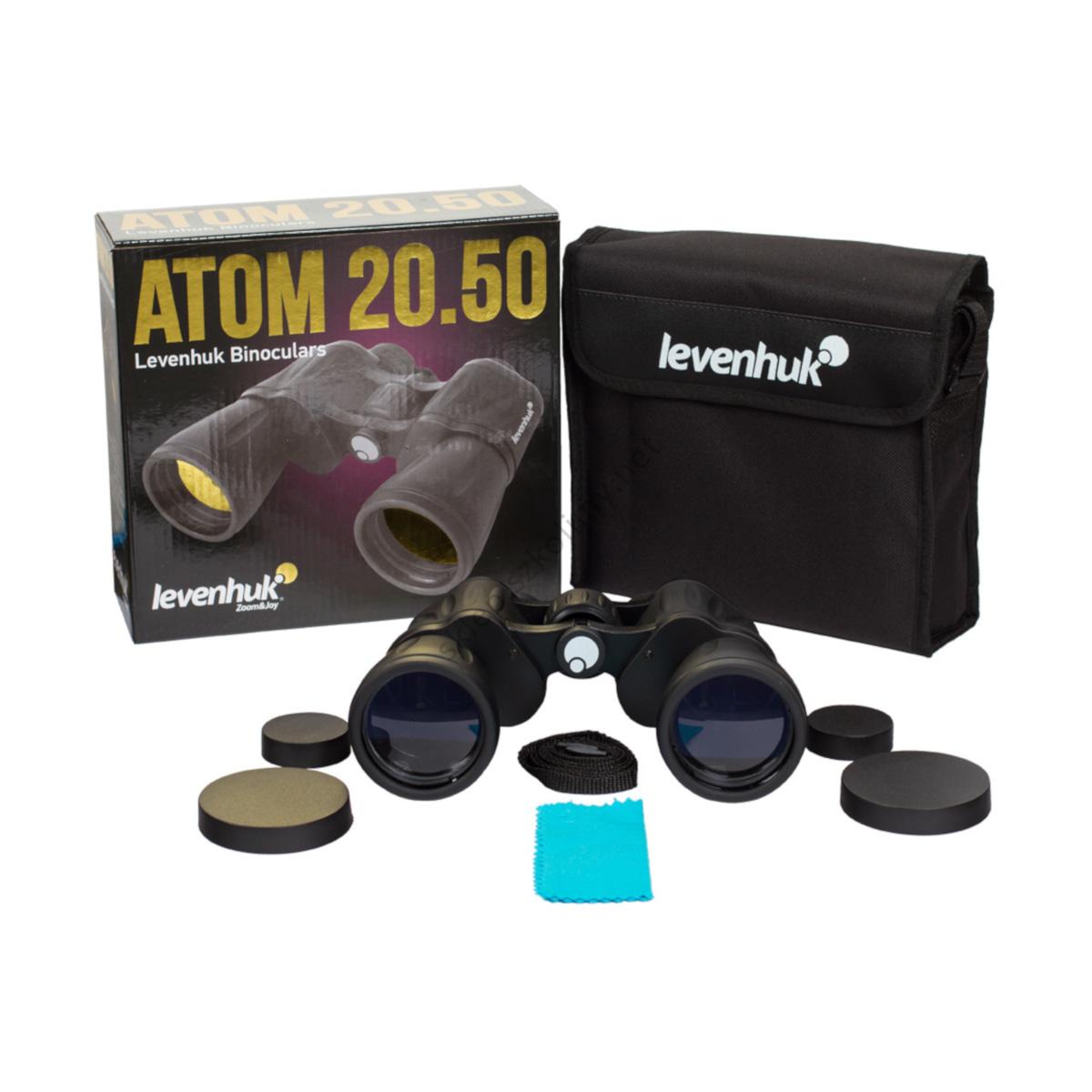 Lornetka Levenhuk Atom 20×50