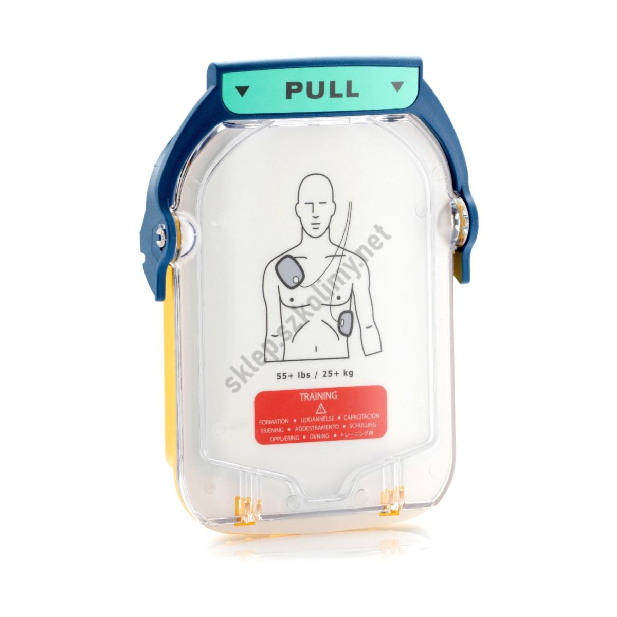 Elektrody szkoleniowe (wlepki) do defibrylatora AED HS1 Trainer