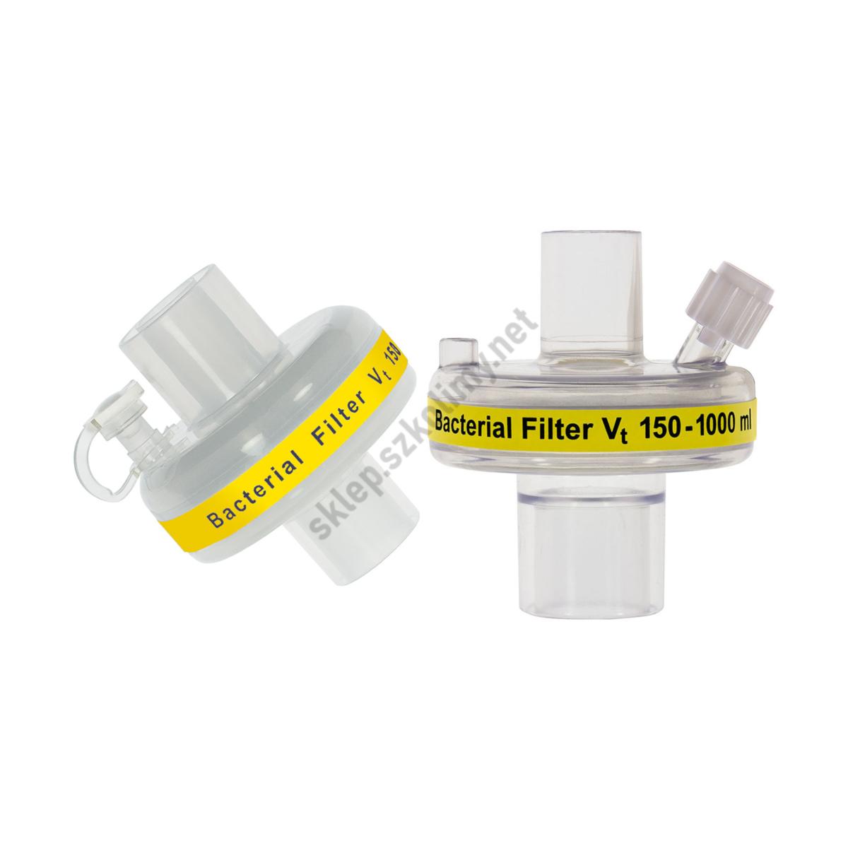 Filtr przeciwbakteryjny do resuscytatora(dla dzieci | dla dorosłych)