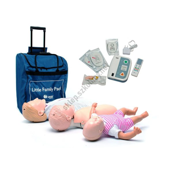 Defibrylator szkoleniowy Laerdal Little Family